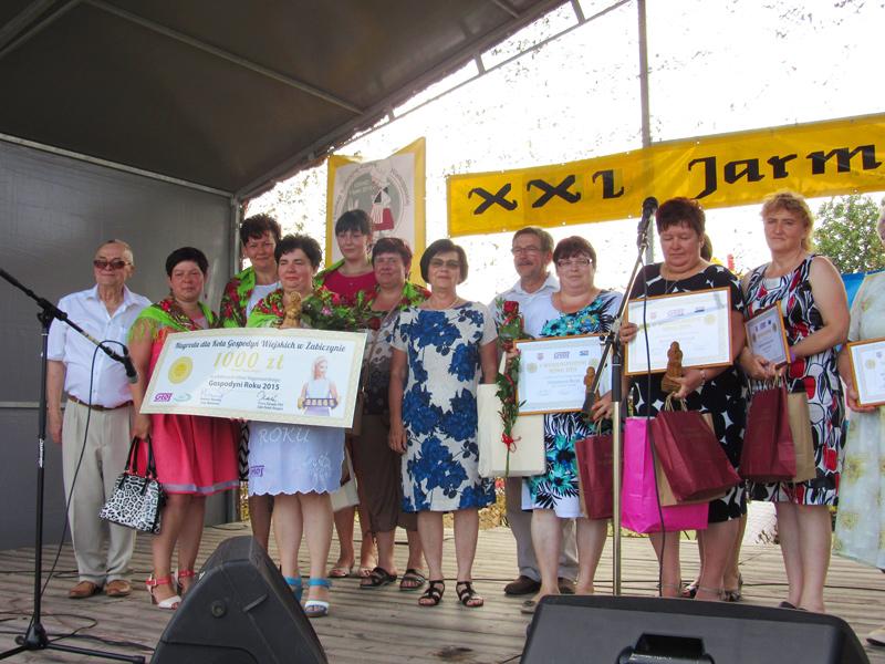 Nagroda dla Koła Gospodyń Wiejskich