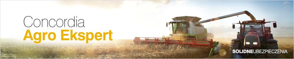 Ubezpieczenie Concordia Agro Expert