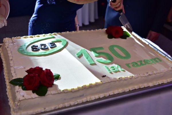 Świętowaliśmy  jubileusz 150-lecia istnienia.
