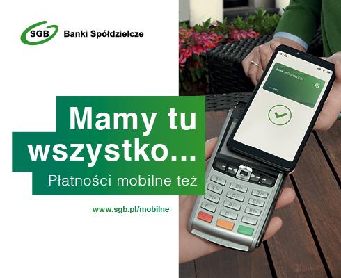 SGB rusza z kampanią promującą płatności mobilne