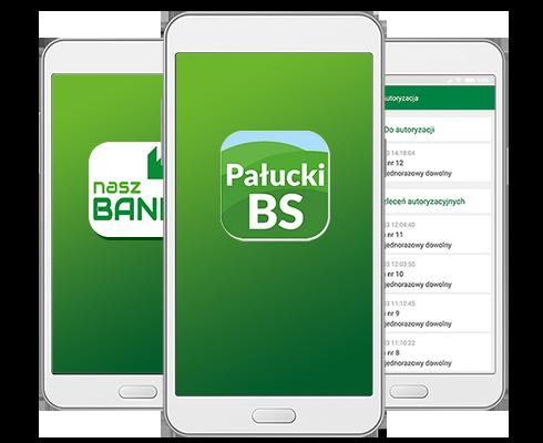Aplikacja mobilna Nasz Bank